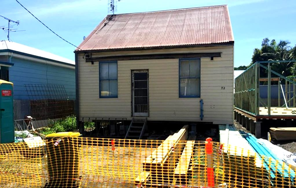 Photo of Carrington House Before Makeover by BRW Constructions
