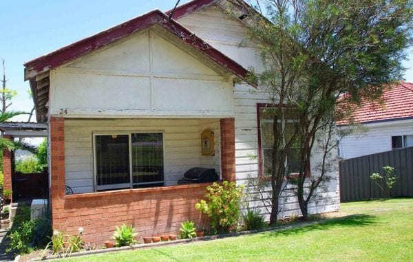 Photo of Speers Point House Before Makeover