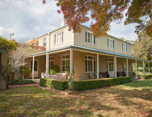 Tallavera Grove – Residence
